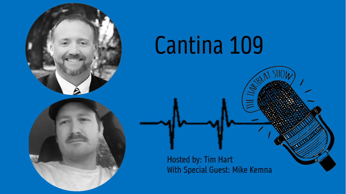 Tim Hart & Mike Kemna live discussing Cantina 109